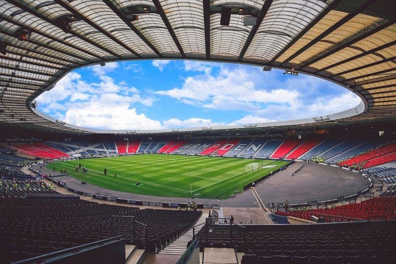 Hampden Park Stadium, Glasgow