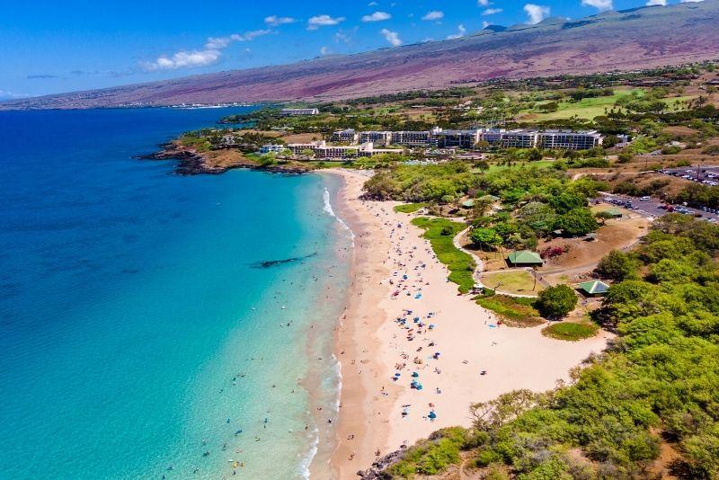 Hāpuna Beach State Park, Big Island, Hawaii