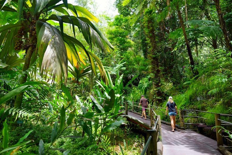 Hawaii Tropical Bioreserve and Garden, Big Island