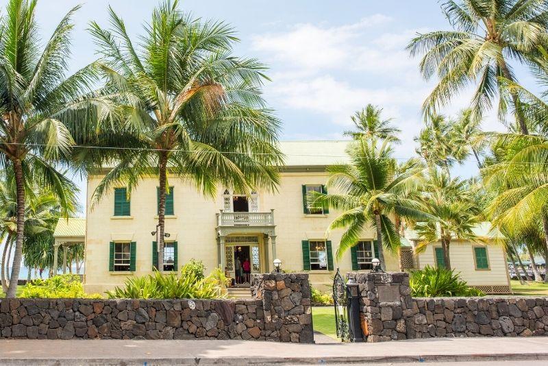Hulihe'e Palace, Kailua, Big Island