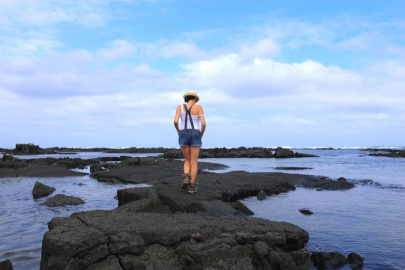 Kapoho Tide Pools, Big Island, Hawaii