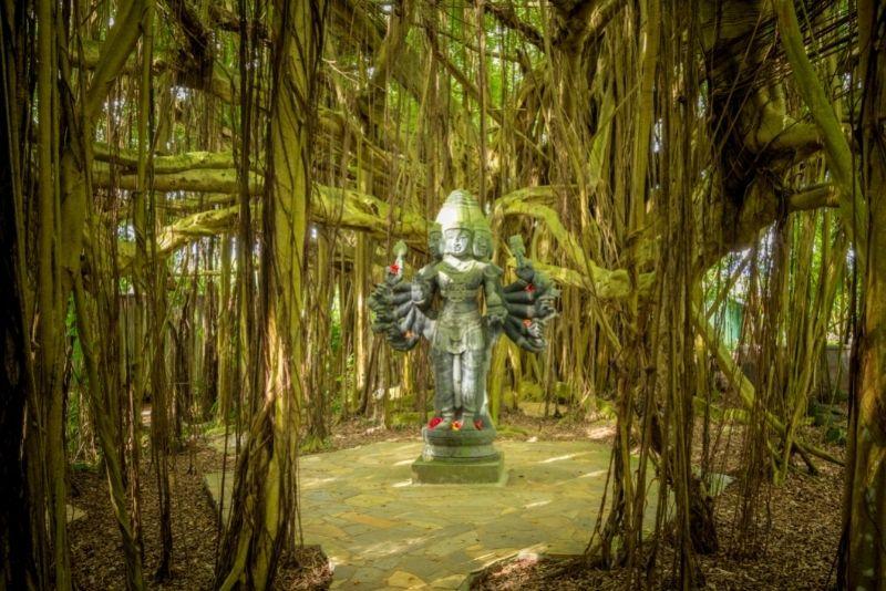 Kauai's Hindu Temple