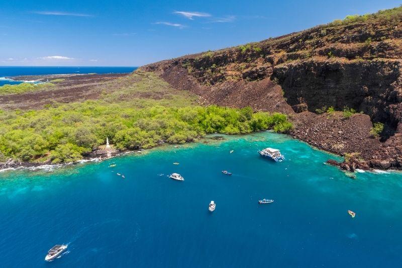 Kealakekua Bay, Big Island, Hawaii