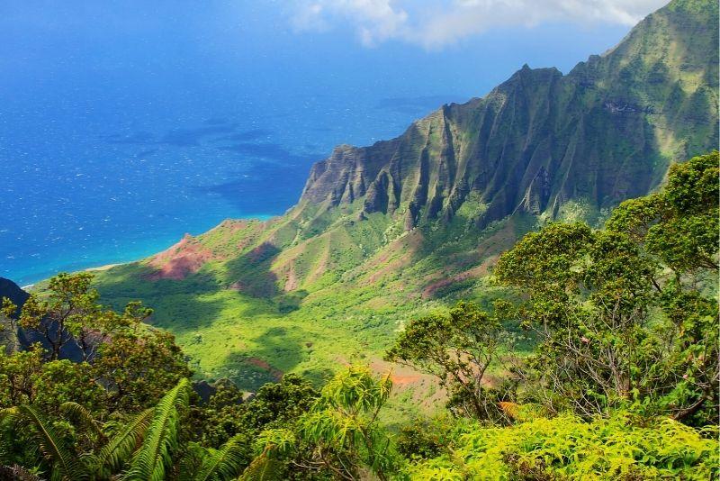 Kokeʻe State Park, Kauai
