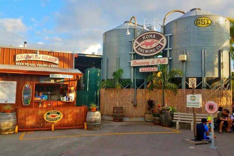 Kona Brewing Company Pub & Brewery, Big Island