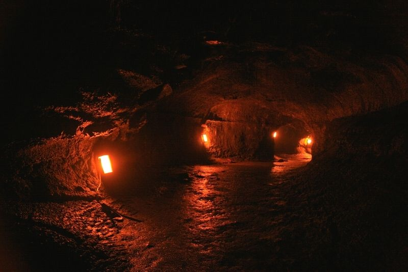 Kula Kai Caverns, Big Island, Hawaii