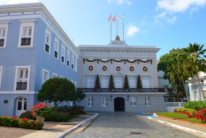 La Fortaleza, Puerto Rico