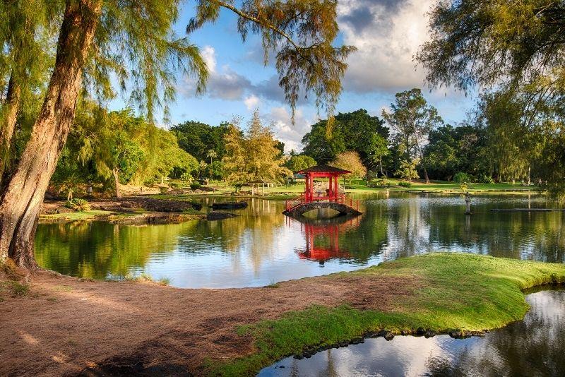Liliʻuokalani Park and Gardens, Big Island