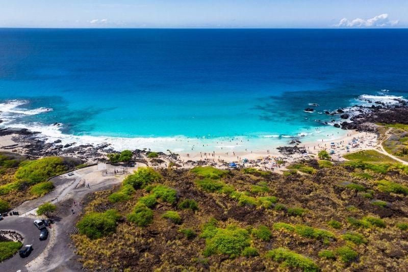 Manini'owali Beach, Big Island, Hawaii