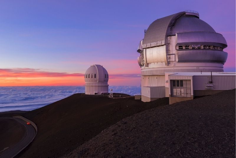 Mauna Kea stargazing tour