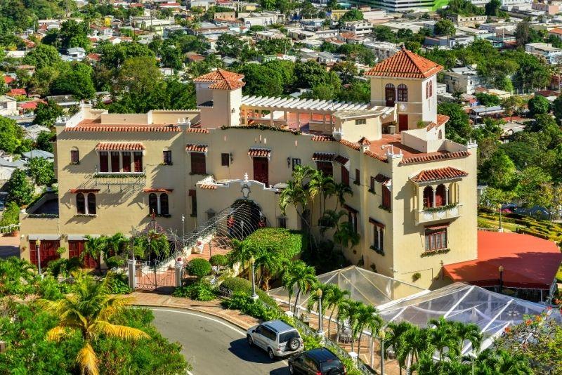 Museo Castillo Serralles, Puerto Rico