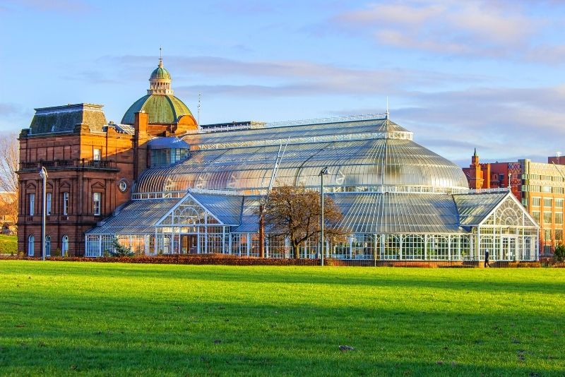 People's Palace and Winter Gardens, Glasgow