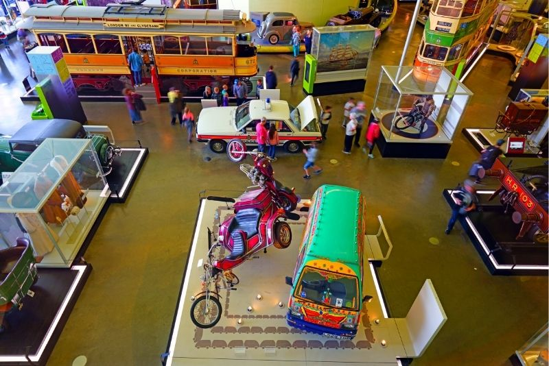 Riverside Museum of Transport and Technology, Glasgow
