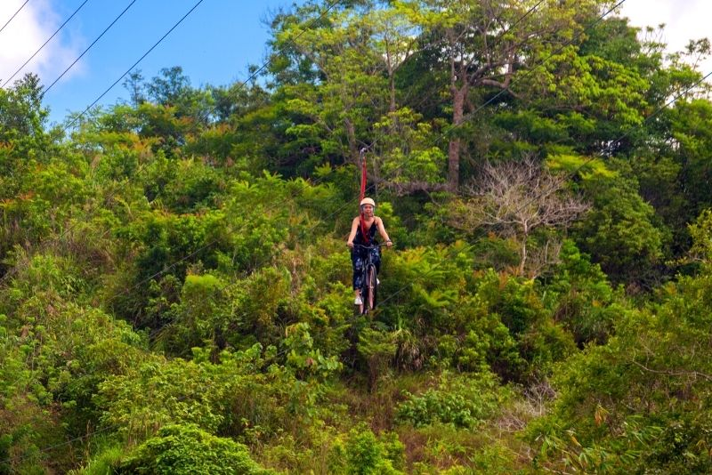 Toro Verde Adventure Park, Puerto Rico