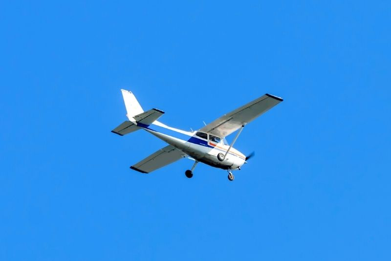 airplane tour in Kauai