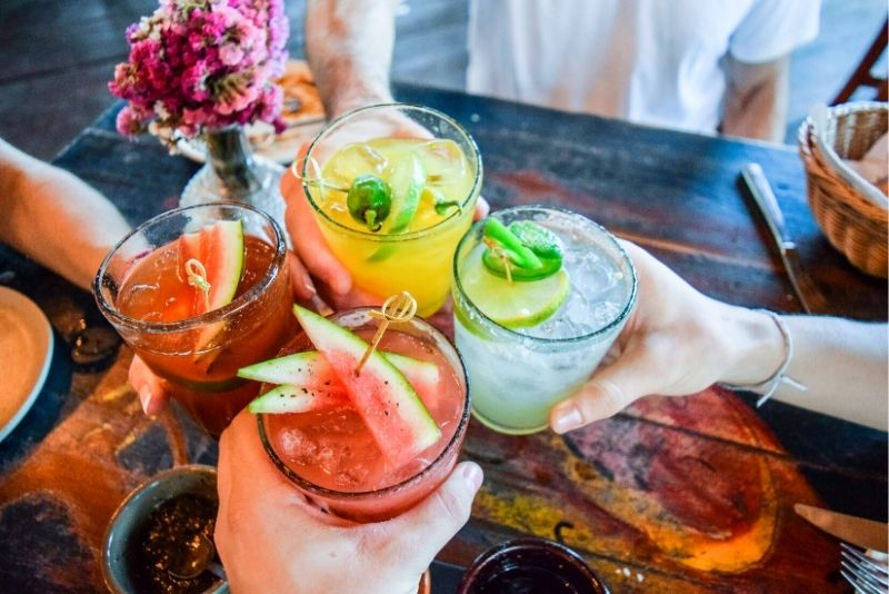 cocktail tour in Puerto Rico