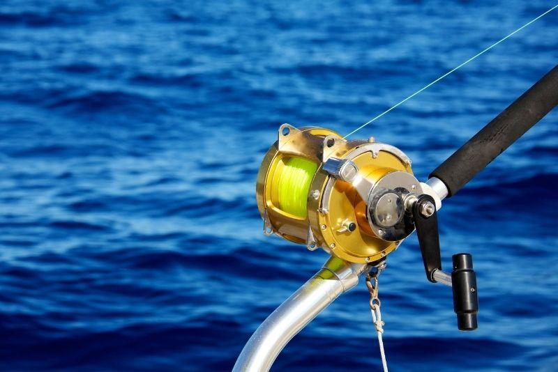 deep sea fishing, Big Island