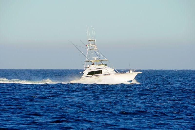 deep sea fishing in Kauai