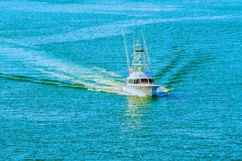 deep-sea fishing in Puerto Rico