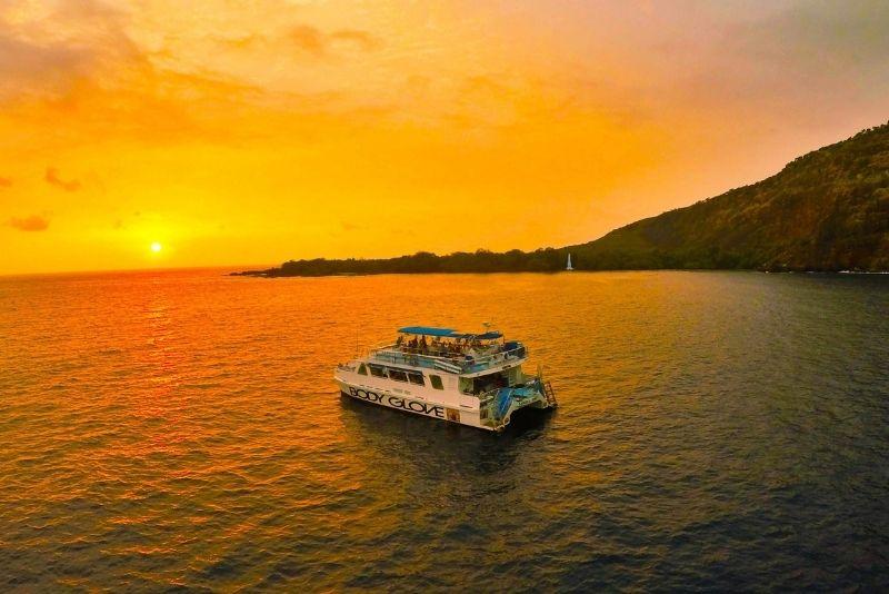 dinner cruise in Big Island