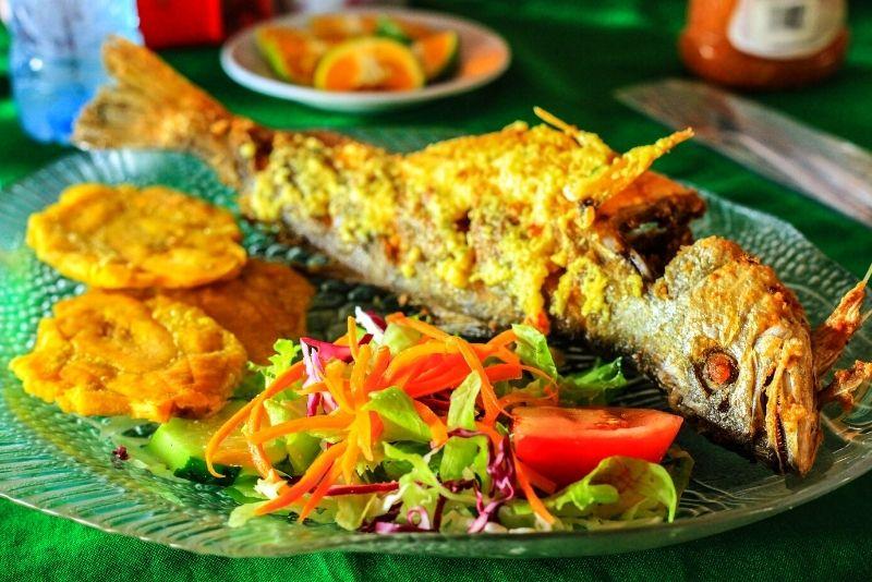 food tour in San Juan