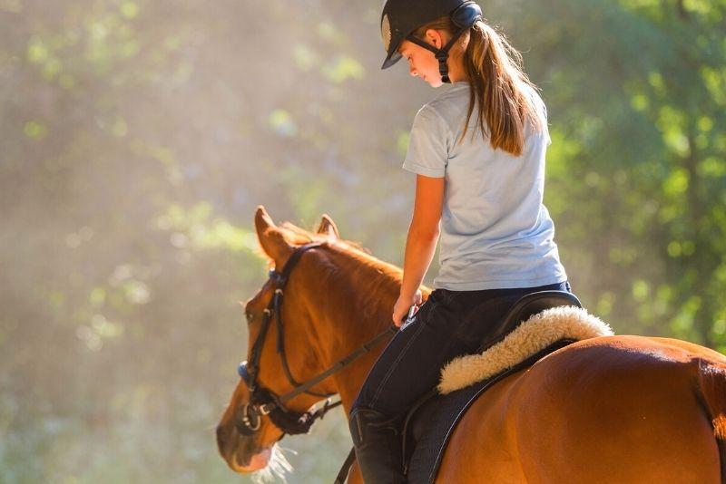 horse riding in Puerto Rico