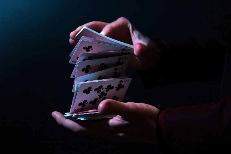 magic show in Glasgow
