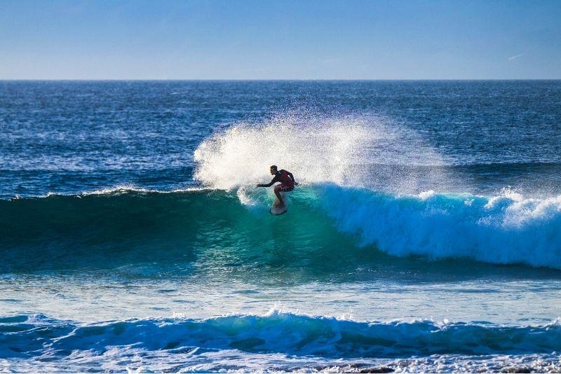 surfing, Big Island