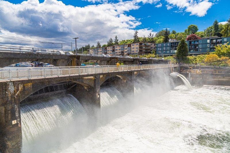 Ballard Locks, Seattle