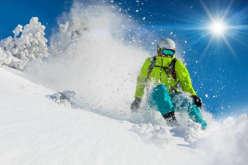 Blue Hills Ski Area, Massachusetts
