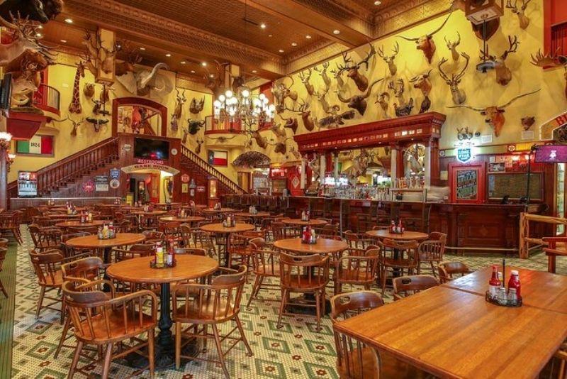 Buckhorn Saloon & Museum, San Antonio