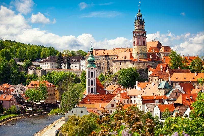 Tour di Cesky Krumlov da Praga