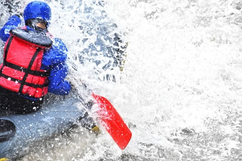 Connecticut River rafting