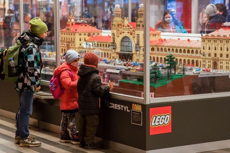 Repubblica CecaIl mondo BRICK di Lego, Praga