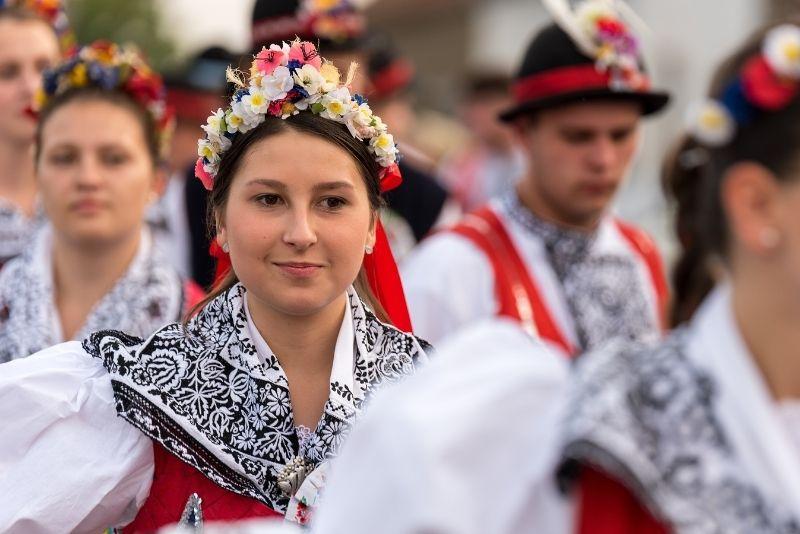Spettacoli folcloristici cechi a Praga