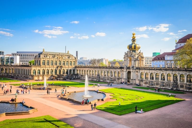 Tour di Dresda da Praga