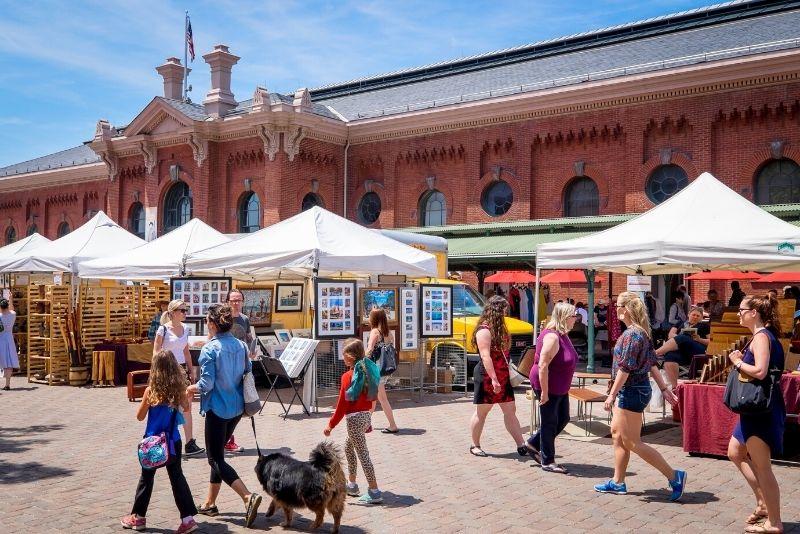 Eastern Market, Washington DC