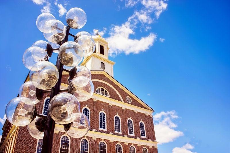 Faneuil Hall Marketplace, Boston