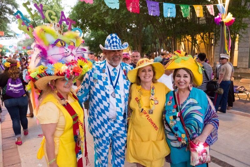 Fiesta San Antonio, Texas
