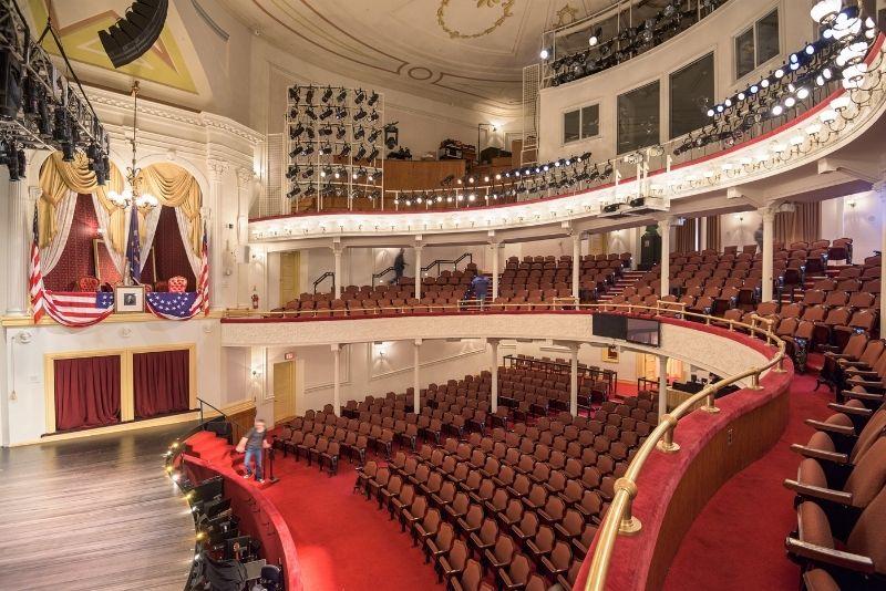 Ford's Theatre, Washington DC