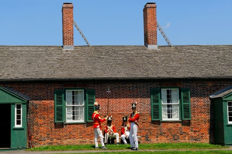 Fort York National Historic Site, Toronto