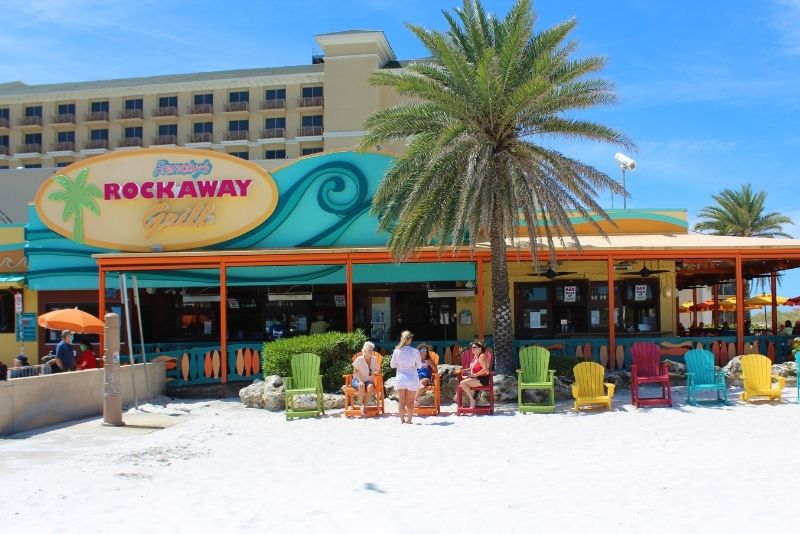 Frenchy's Rockaway Grill, Clearwater