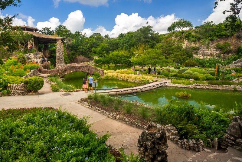 Japanese Tea Garden, San Antonio, Texas