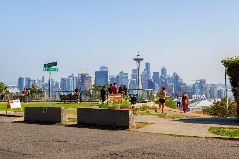 Kerry Park, Seattle