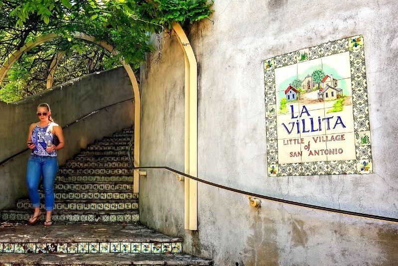 La Villita Historic Arts Village, San Antonio