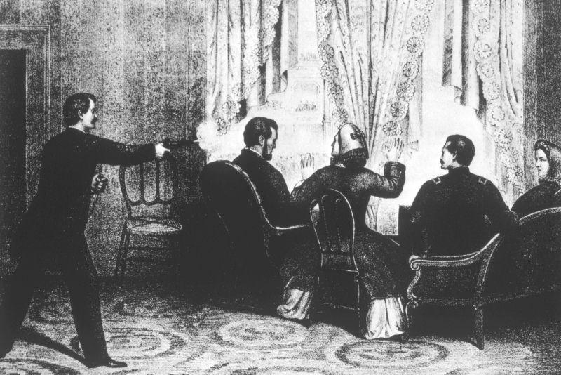 Lincoln assassination walking tour in Washignton DC
