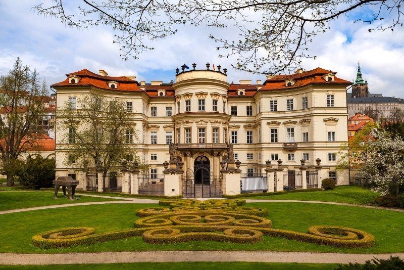 Palacio Lobkowicz, Praga
