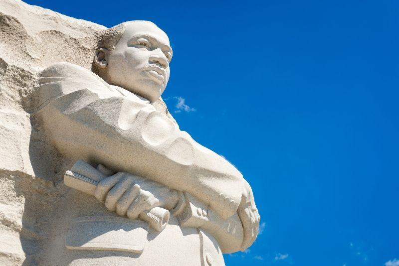 Martin Luther King, Jr. Memorial, Washington DC