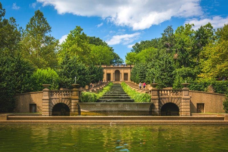 Meridian Hill Park, Washington DC