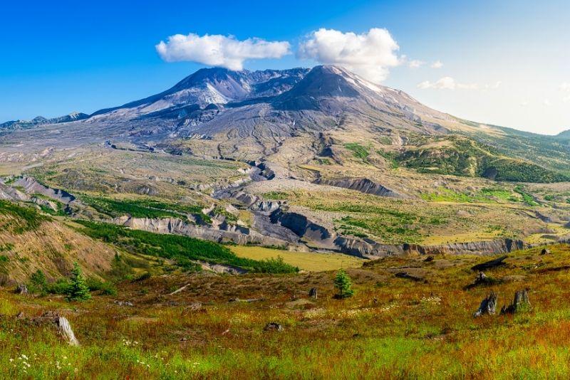 Mt St. Helens National Volcanic Monument, Washington